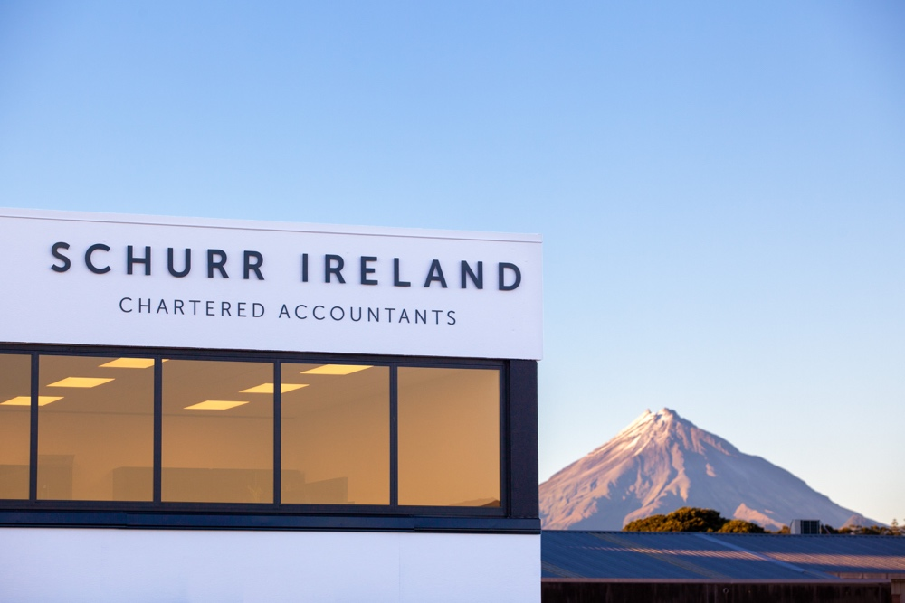 Schurr Ireland Office with Mountain View